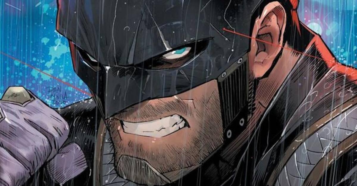 Comic Reviews - Future State Dark Detective #1