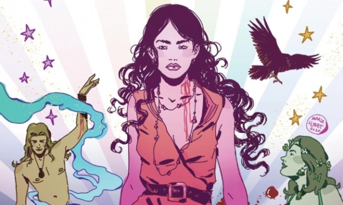 Comic Reviews - Luna #1