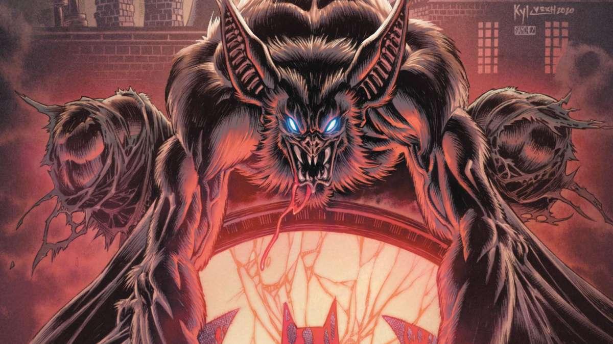 Comic Reviews - Man-Bat #1