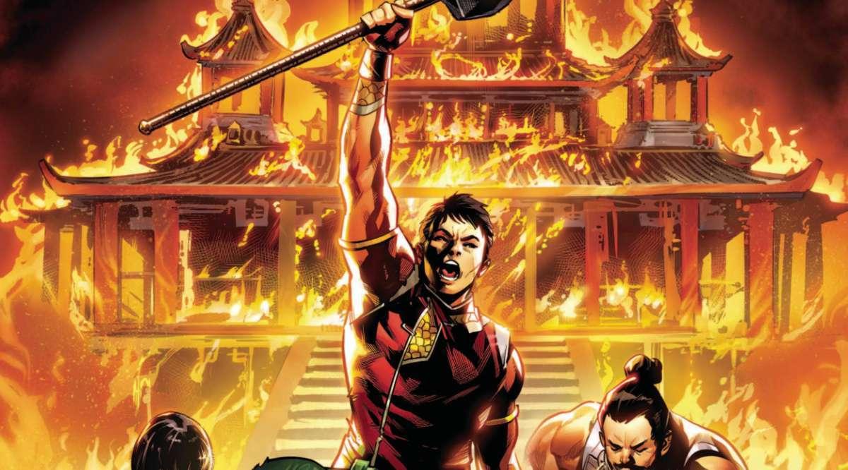 Comic Reviews - Shang-Chi #5