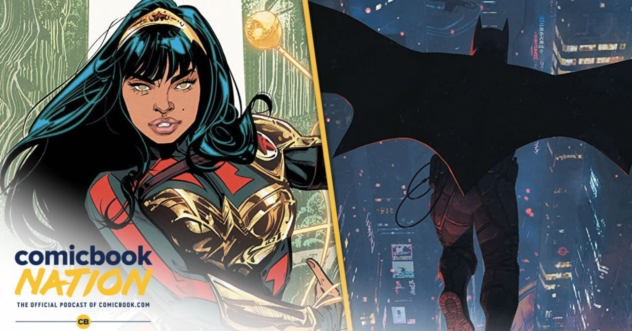 ComicBook Nation Comics Pull List: Future State Launch