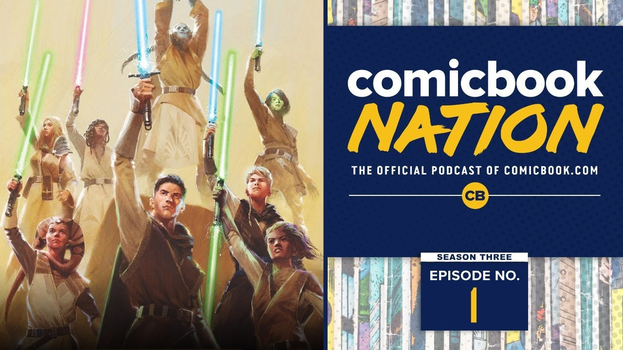 ComicBook Nation Star Wars High Republic DC Future State Star Trek Discovery S3 Finale Review