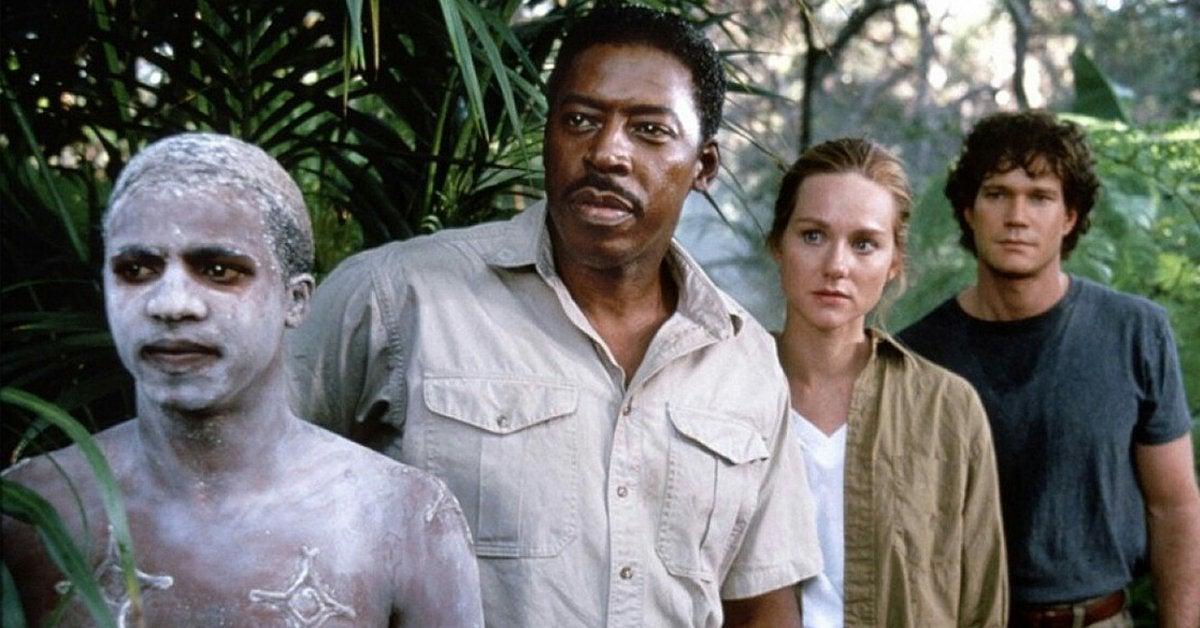 congo movie ernie hudson 1995 munro kelly