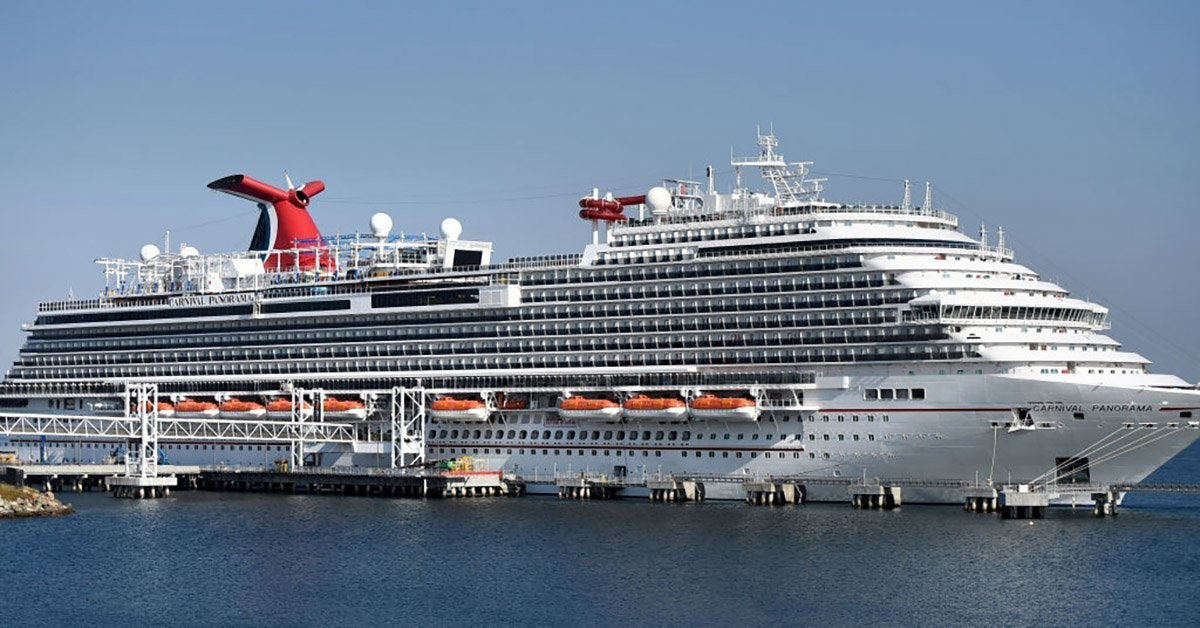 cruise ship getty images