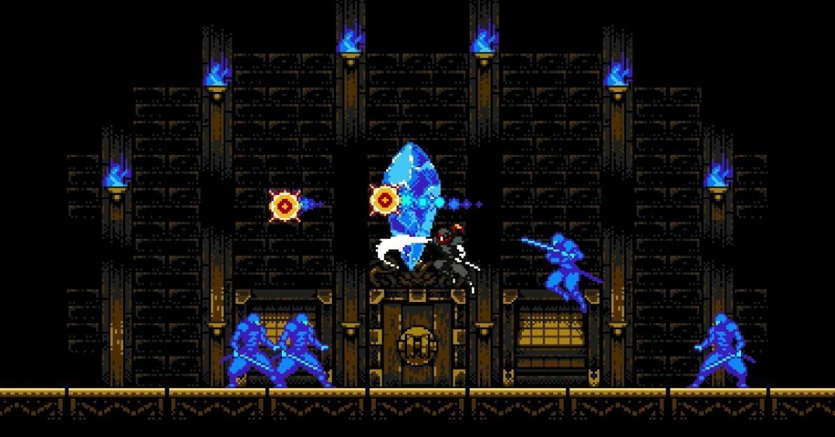 Cyber Shadow Ninjas
