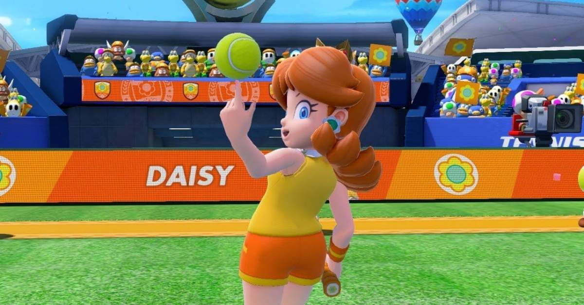 Daisy Mario