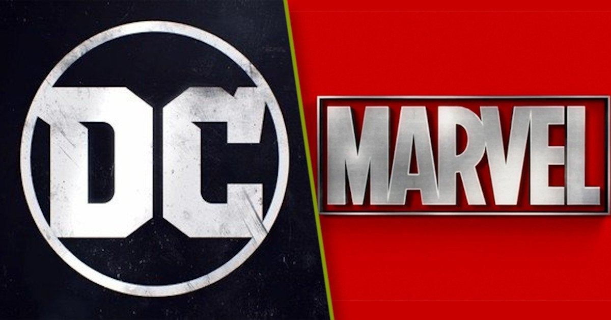 DC Marvel Movies 2021