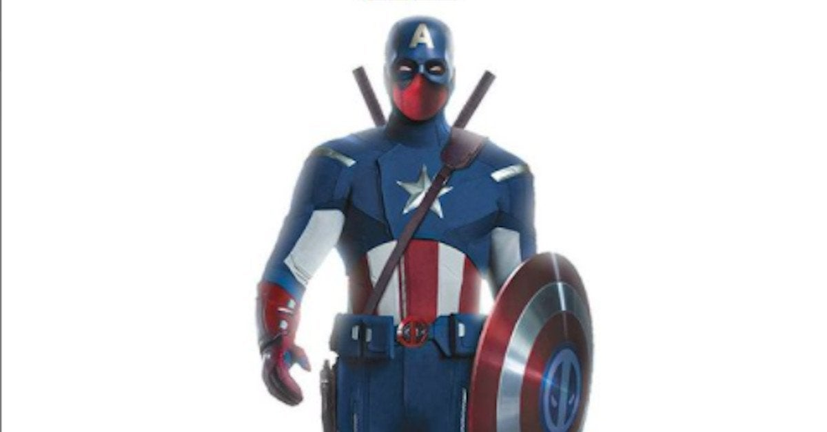 Deadpool 3 Captain America Avengers
