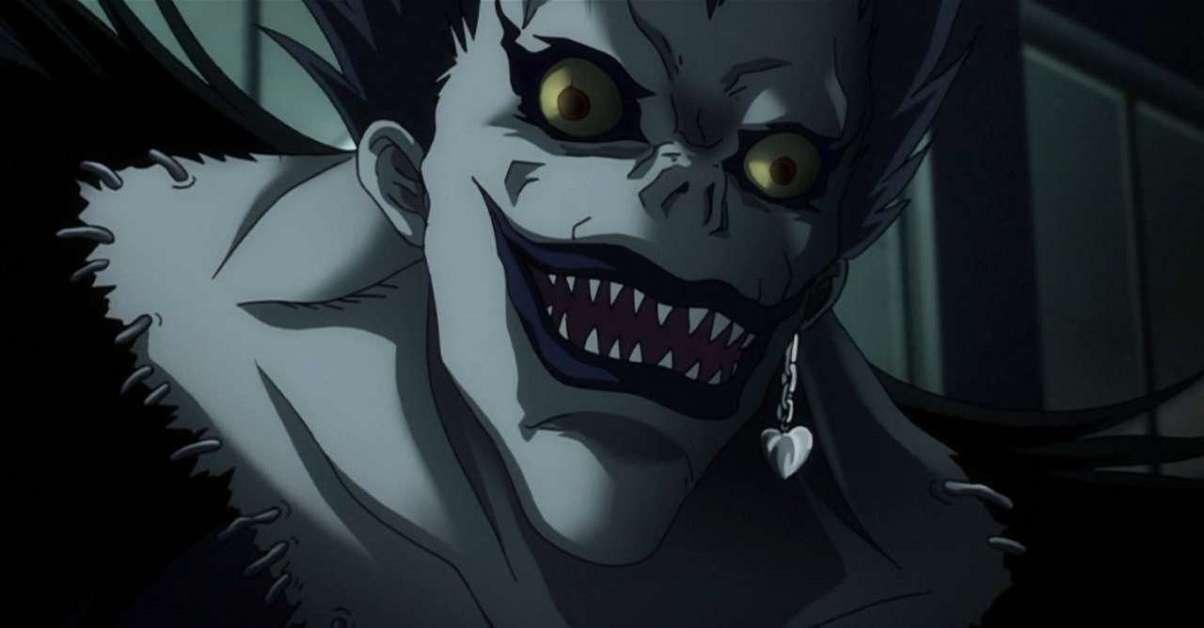 Death Note Ryuk Cover