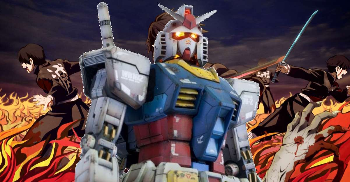 Demon Slayer Gundam