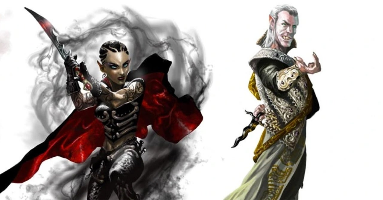 Why Your Next Dungeons & Dragons Character Should Be a Dhampir