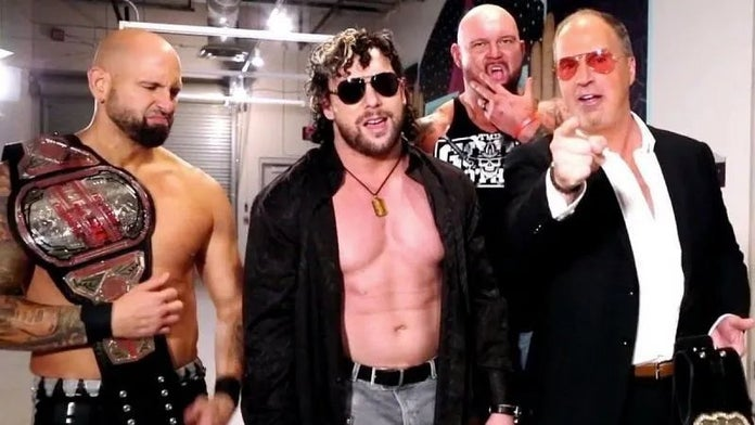 Don-Callis-Good-Brothers-Kenny-Omega