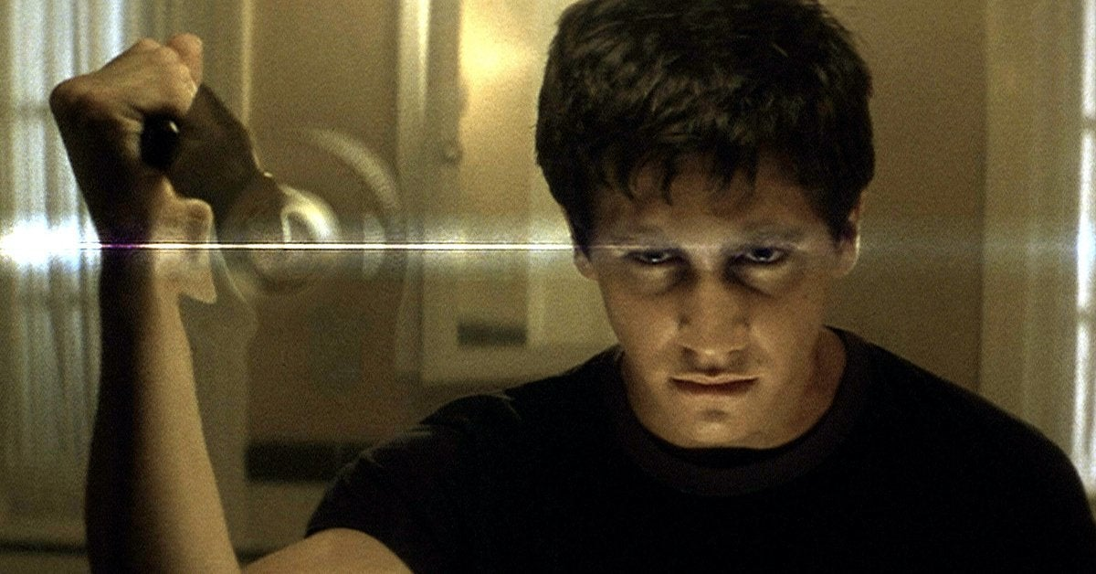 donnie darko jake gyllenhaal 2001