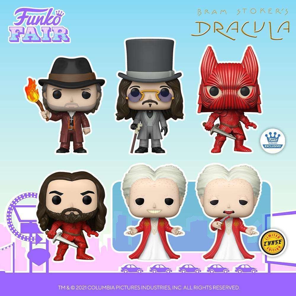 dracula-funko-pops