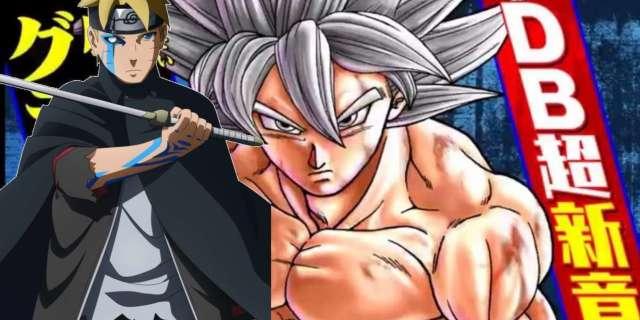 Dragon Ball Boruto Manga