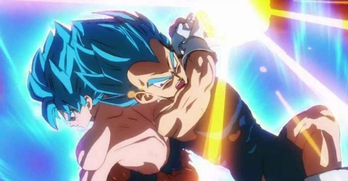 Dragon Ball Super Goku Vegeta 2020