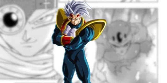 Dragon Ball Super Granola Arc Baby Vegeta Connections Manga Anime