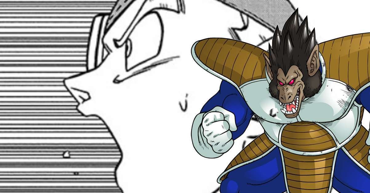 Dragon Ball Super Granolah