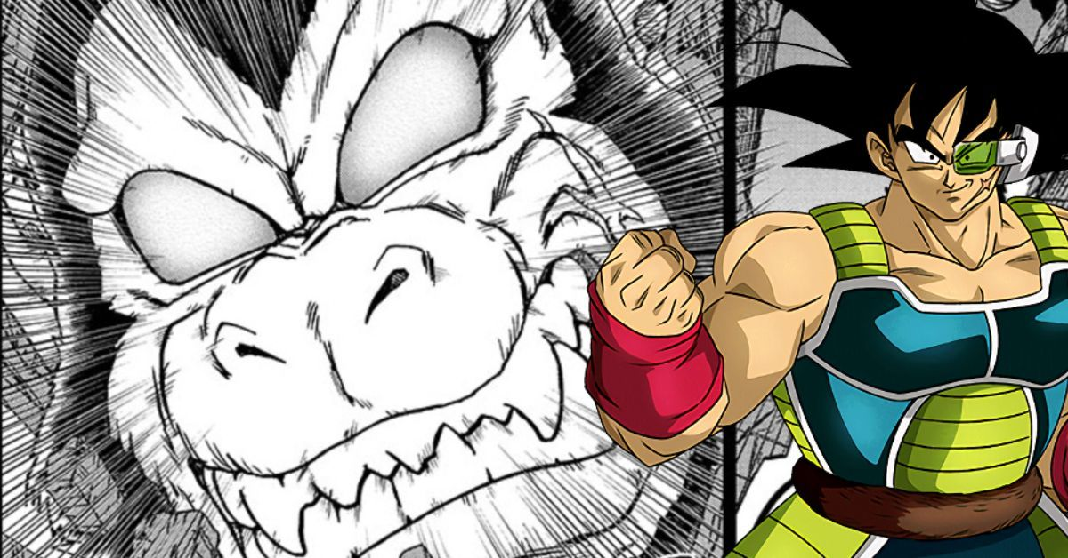 Dragon Ball Super Saiyan Might Oozaru Flashback Spoilers Manga