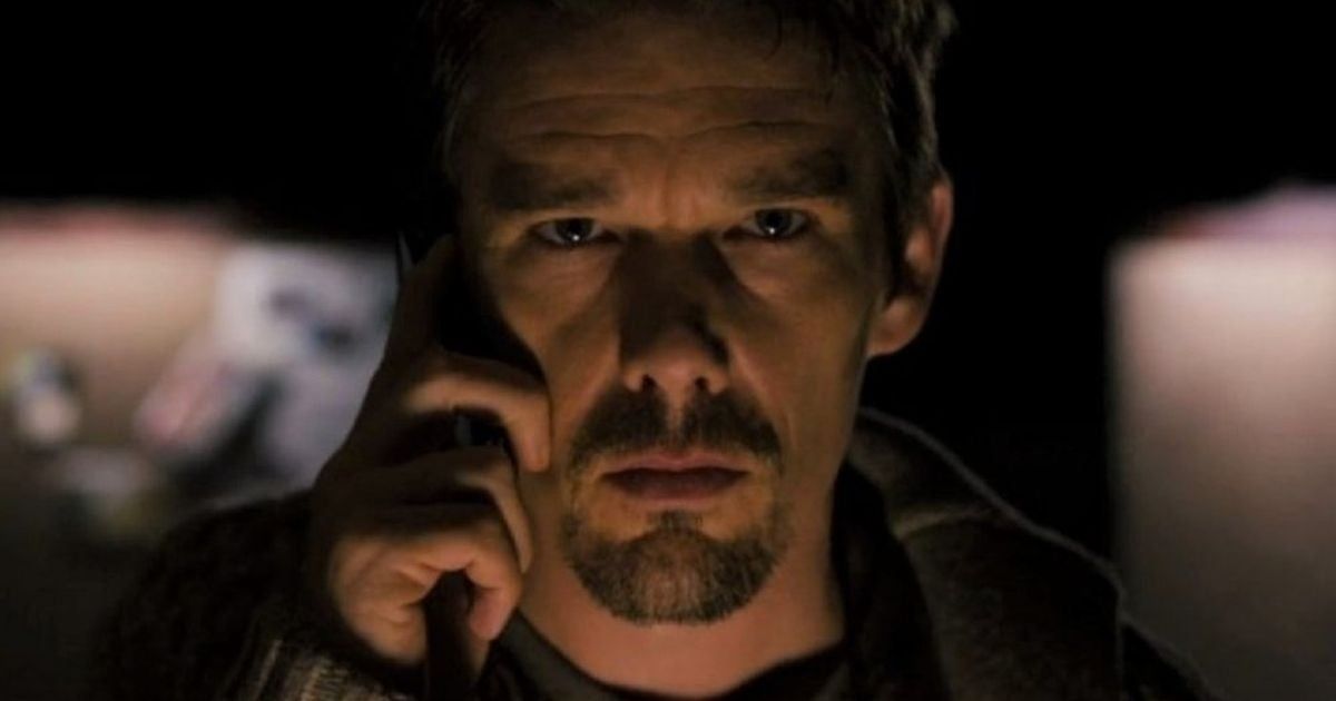 ethan hawke scott derrickson hororr movie