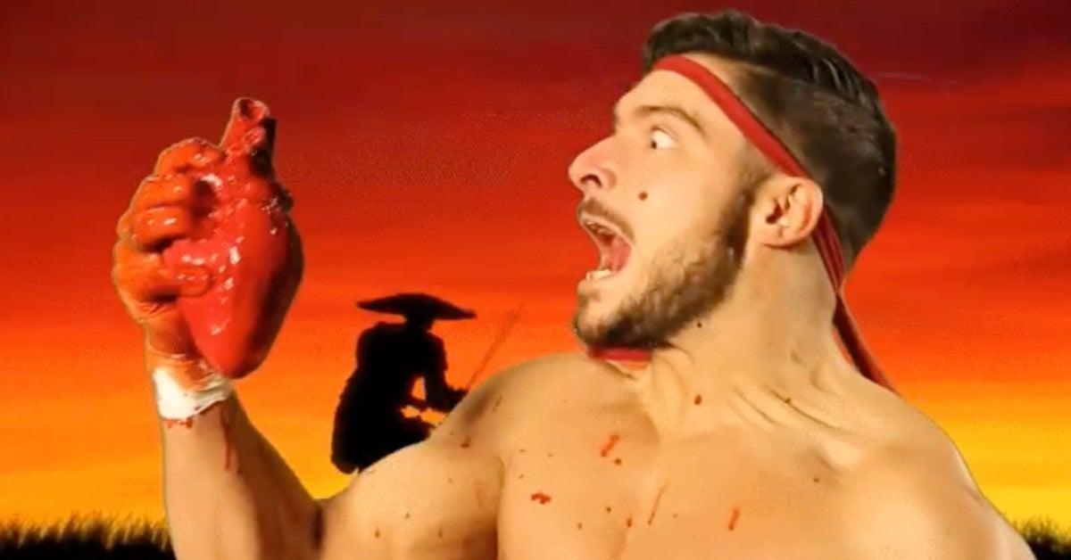 Ethan-Page-Karate-Man-Impact-Hard-to-Kill