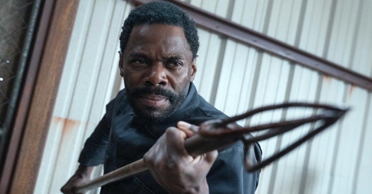 Fear the Walking Dead Season 6 Victor Strand Colman Domingo