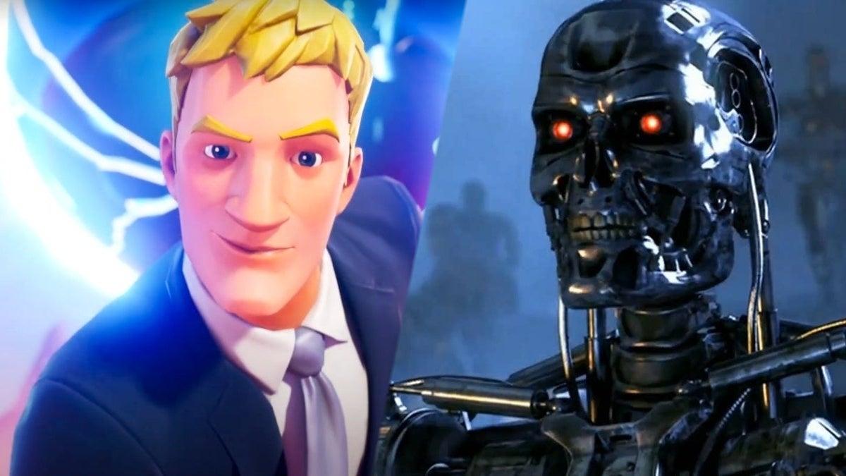 Fortnite Terminator Skins