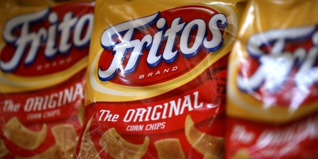 fritos bags