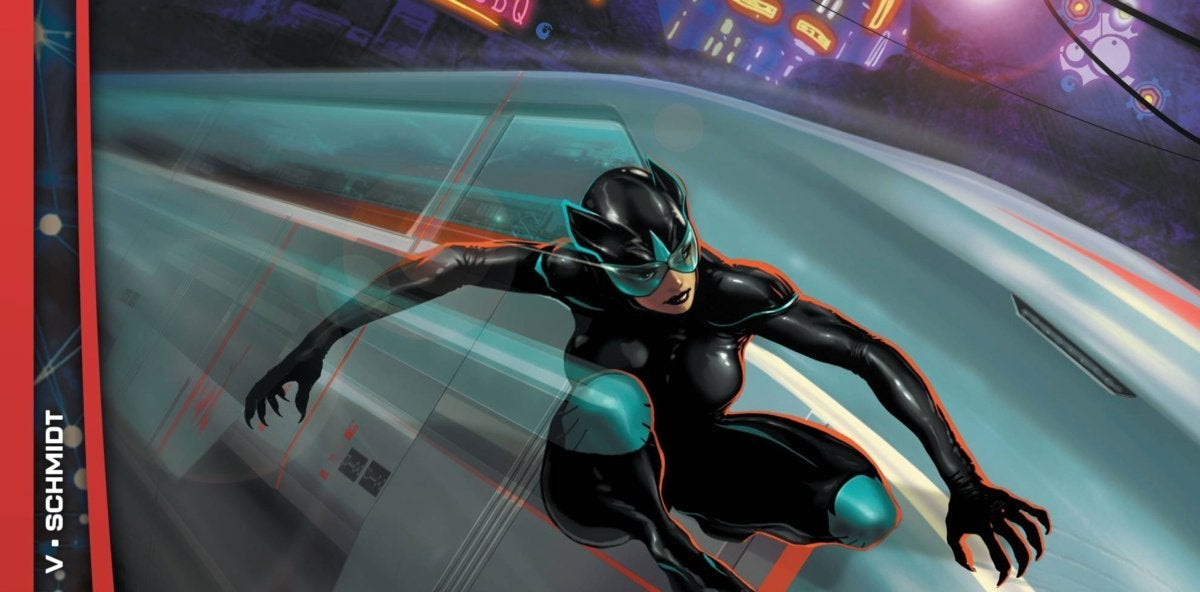 Future State Catwoman #1 Review - Cover