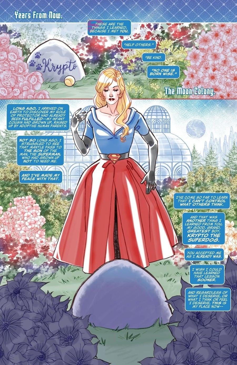 future state kara zor el superwoman 1 krypto death