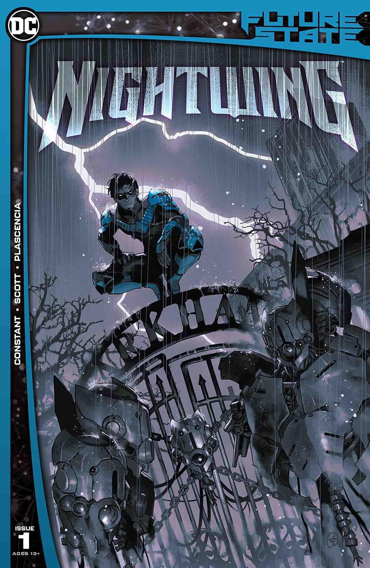 Future State Nightwing #1
