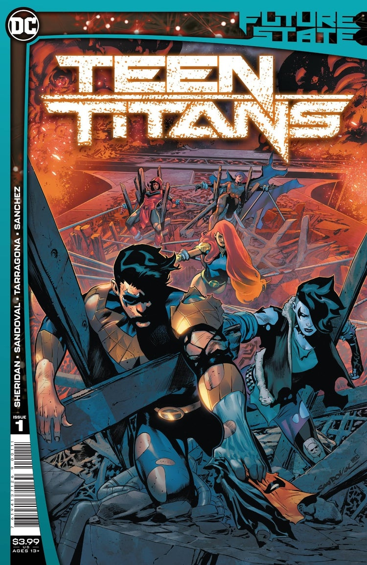 future state teen titans 1