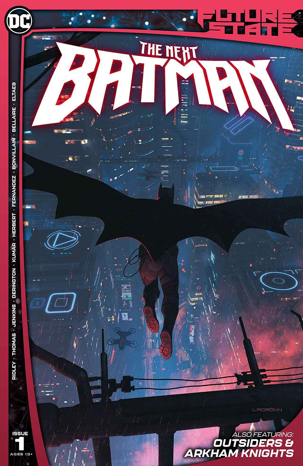 Future State The Next Batman #1