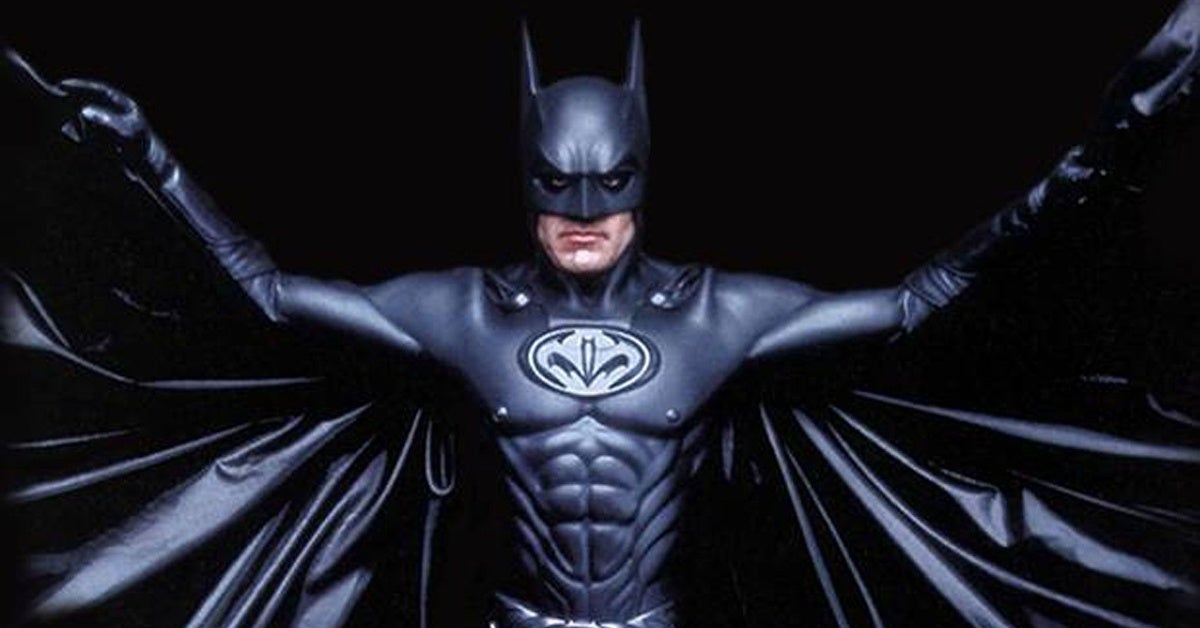 George Clooney Reveals What He Learned From Batman and Robin