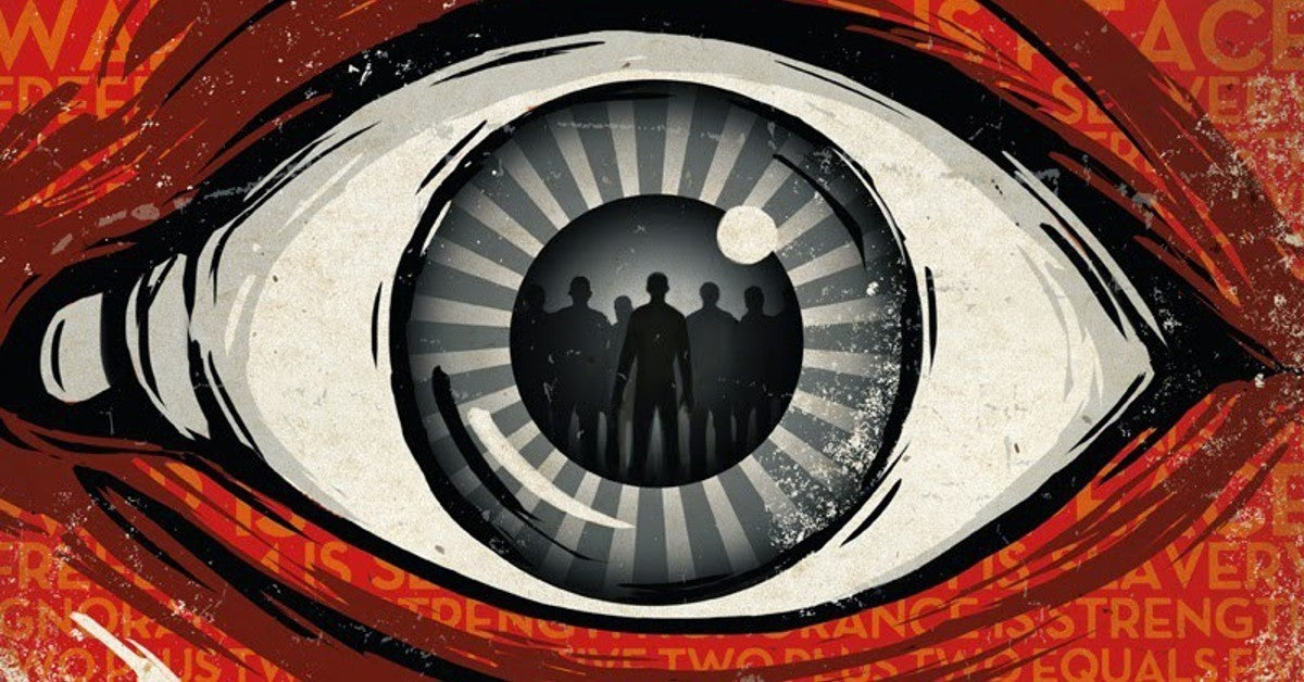 George Orwell 1984 TV Show wiip