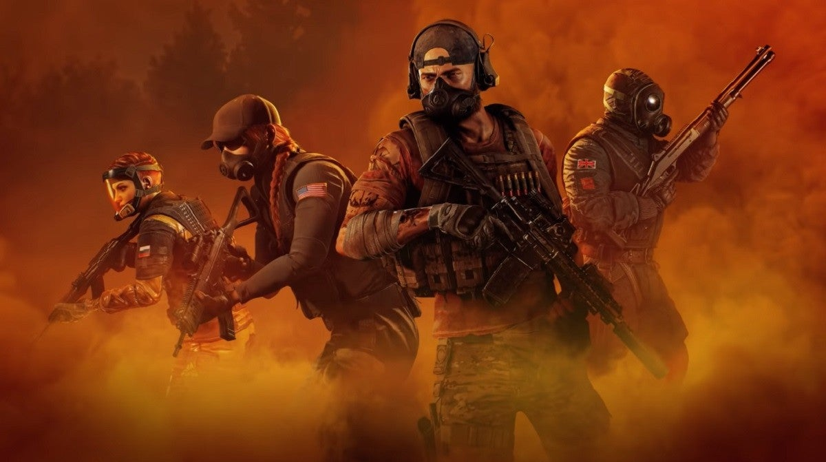 Ghost Recon Breakpoint Rainbow Six Siege