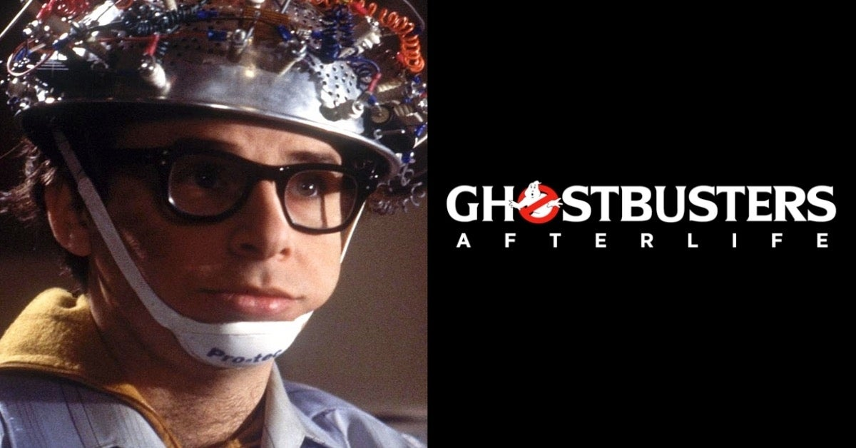 Ghostbusters Afterlife Rick Moranis Louis Tully