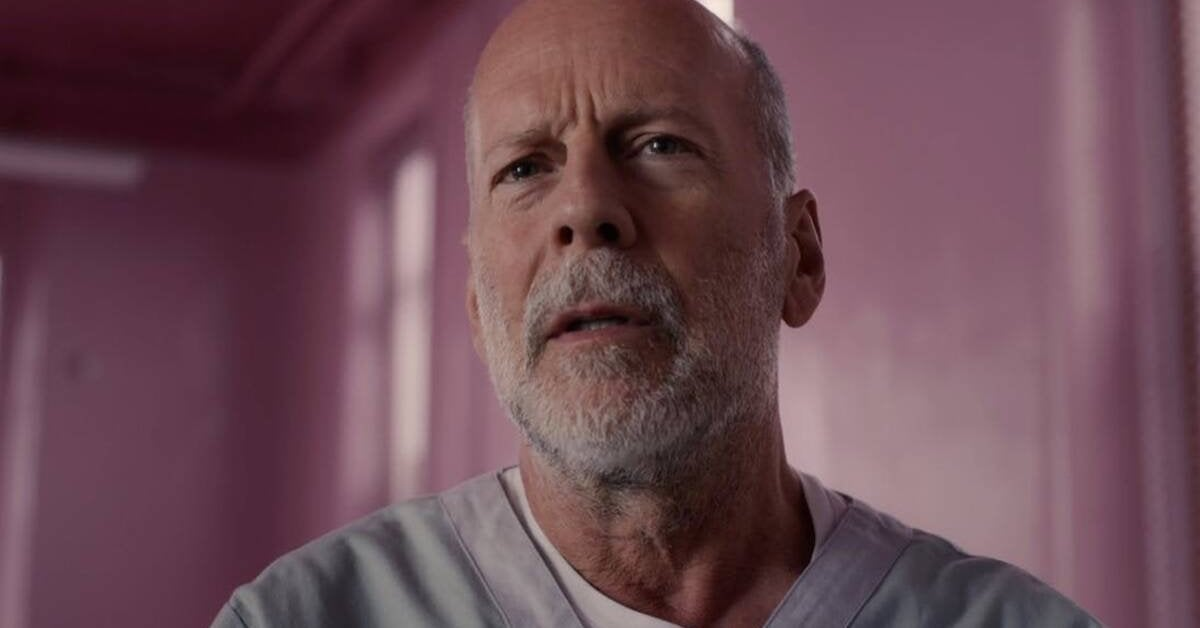 glass movie bruce willis david dunn