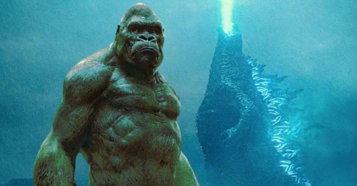 Godzilla Vs Kong Atomic