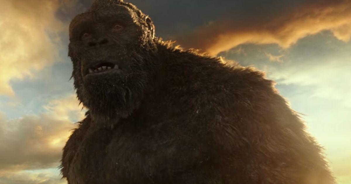 Godzilla vs Kong Bigger Size Upgrade