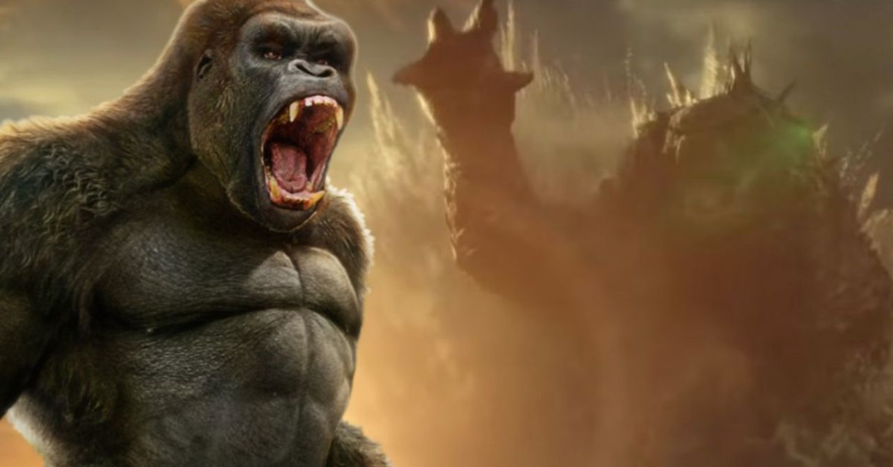 Godzilla Vs Kong: New Footage Sheds Light on Kong's Role