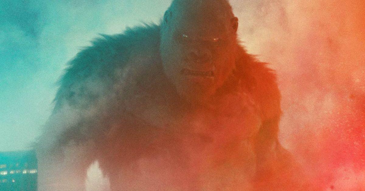 Godzilla vs Kong HBO Max Poster Trailer