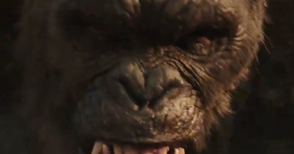 Godzilla vs Kong HBO Max Trailer