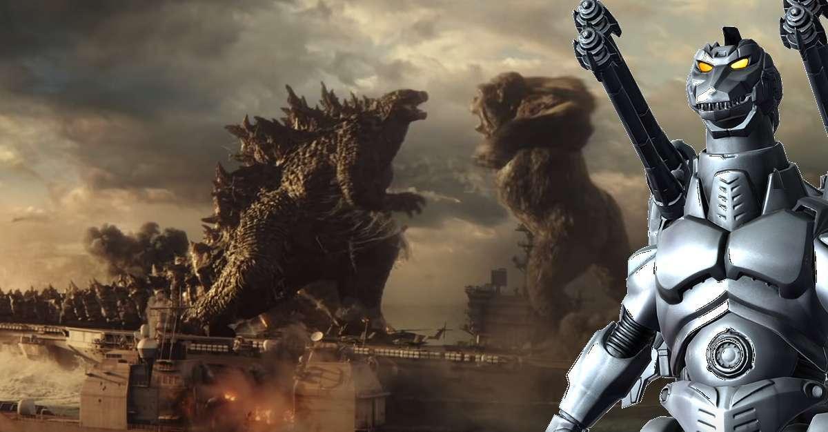 Godzilla Vs Kong Mecha