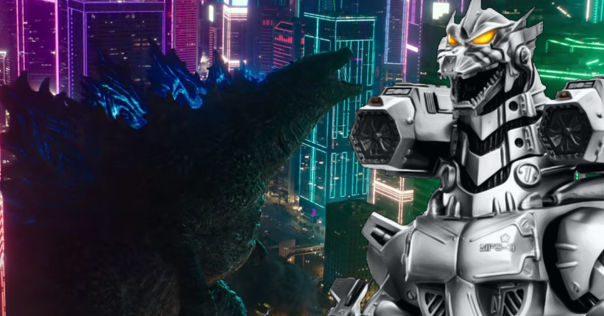 Godzilla vs Kong MechaGodzilla Theory