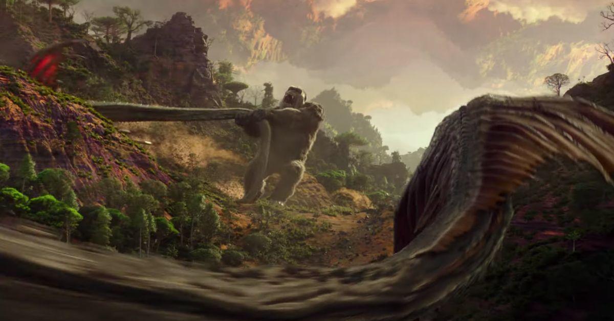 Godzilla vs Kong New Kaiju Tease