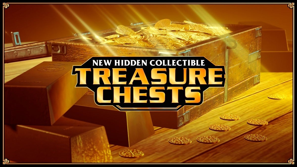 GTA Online Treasure Chests