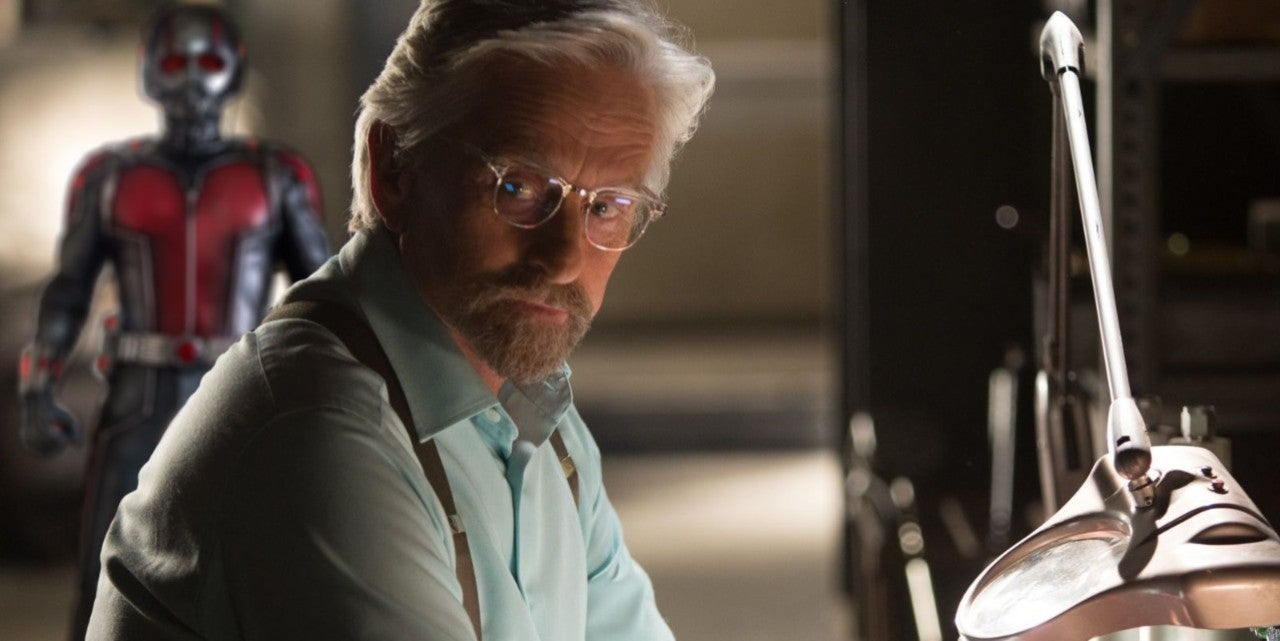 Hank Pym Actor Michael Douglas Heading To Ant-Man And The Wasp: Quantumania Set