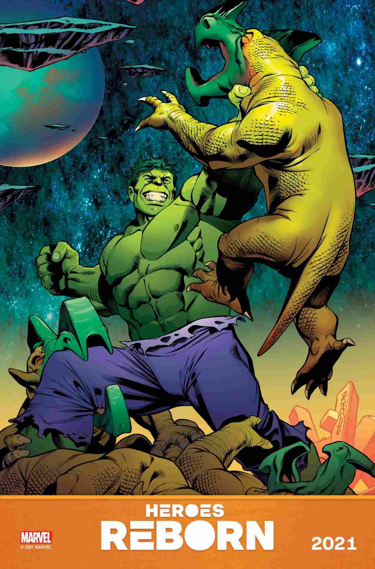 HeroesReborn-Hulk