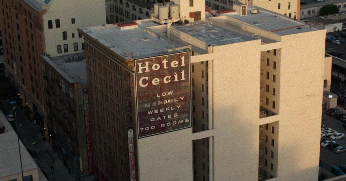 hotel cecil elisa lam netflix series